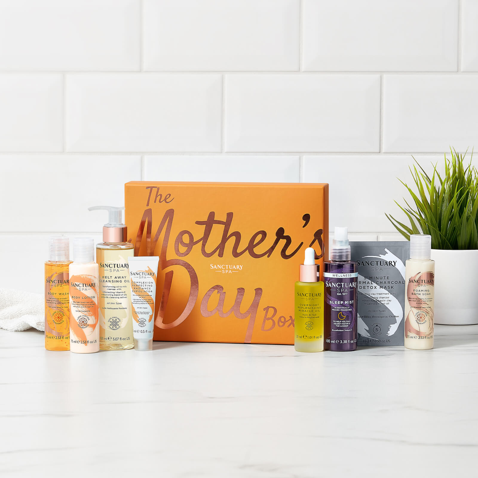 Sanctuary Spa Mother's Day Beauty Box