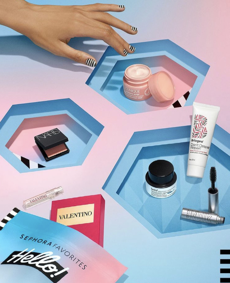 Sephora Favorites Hello! Beauty Gems | March 2021