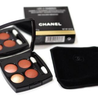 Chanel Golden Meadow Les 4 Ombres Les Fleurs de Chanel Palette