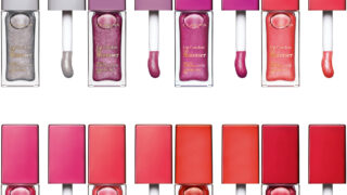 Clarins Lip Comfort Oil Shimmer Collection