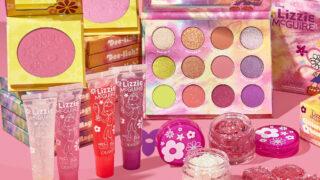 ColourPop x Disney Lizzie McGuire Collaboration.