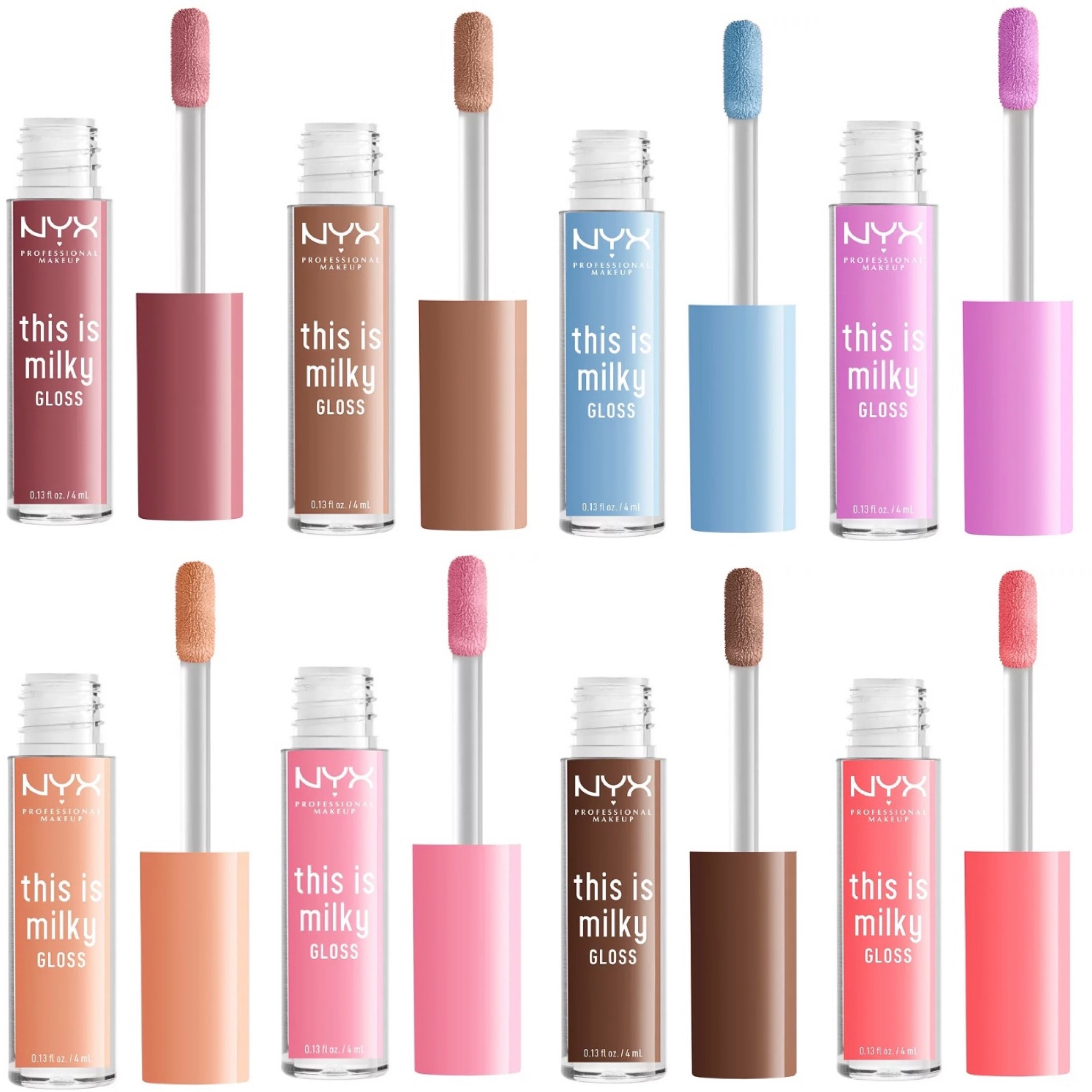 NYX This Is Milky Gloss Lip Gloss