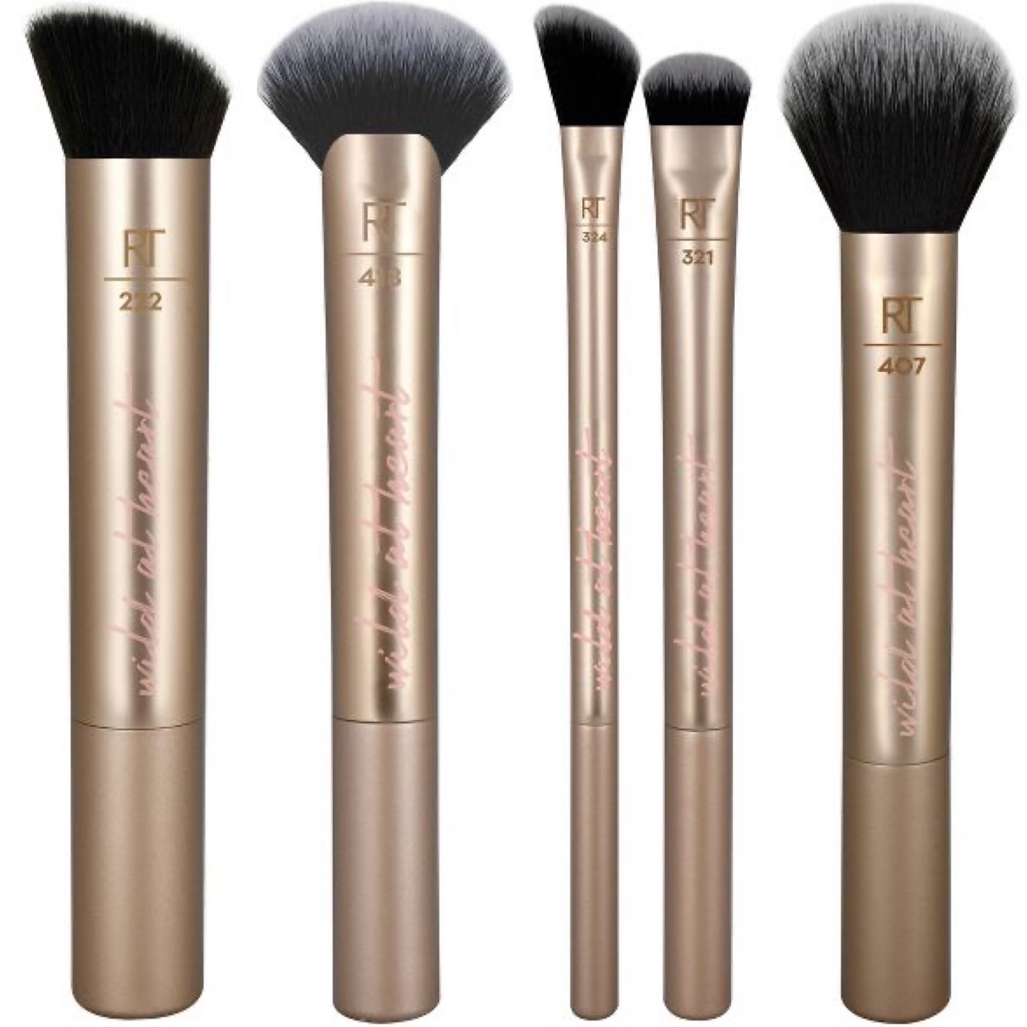 Real Techniques Animalista Brush Collection
