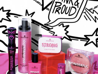 Essence #PinkandProud Trend Edition Collection