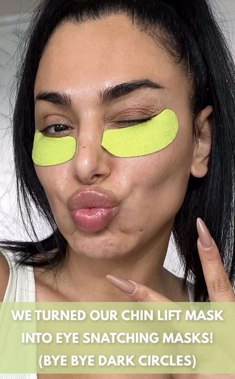 Wishful Eye Lift & Snatch Instant Sculpting Masks