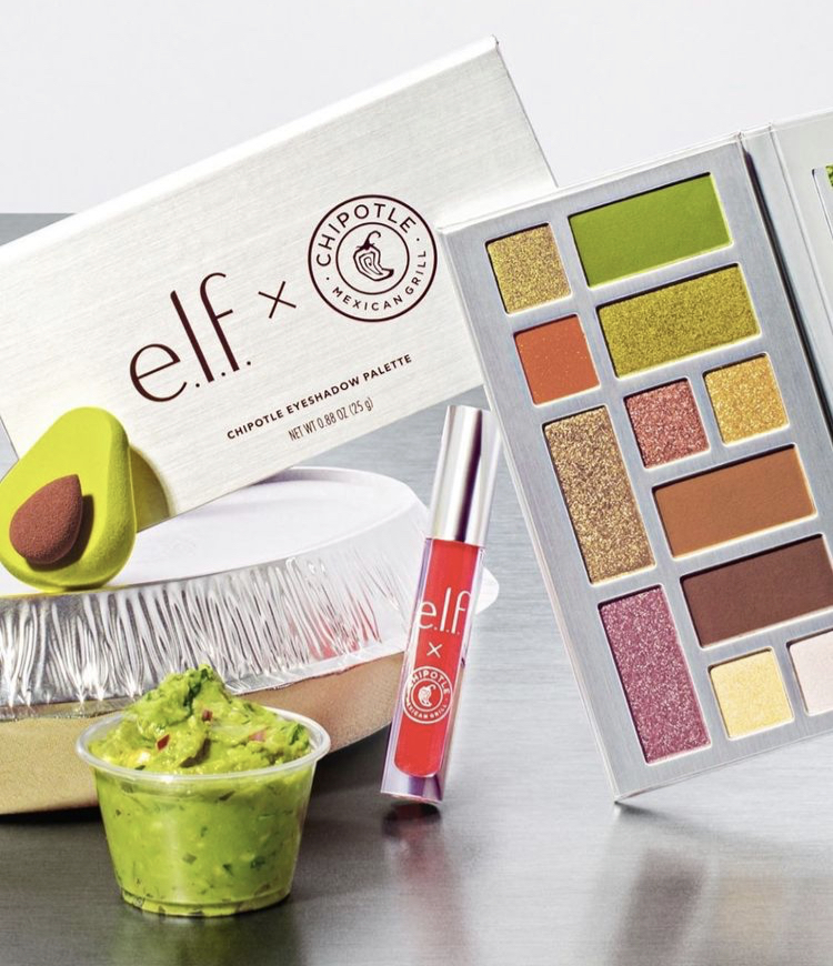 ELF x Chipotle Collection | March 2021
