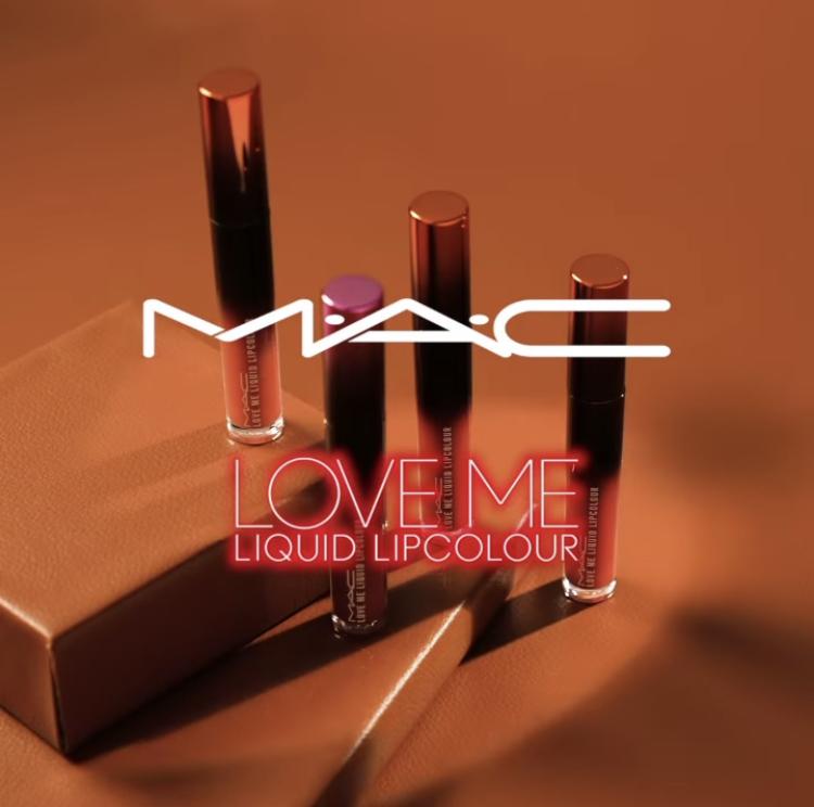 MAC Love Me Liquid Lipcolour Collection