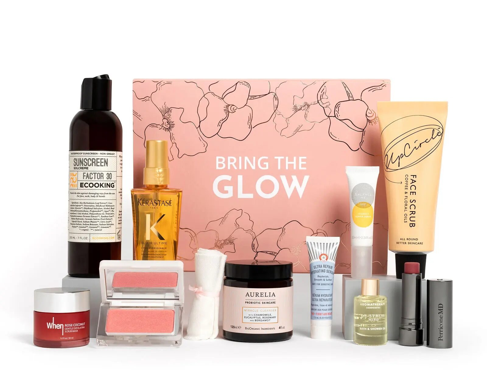 Feelunique Spring Glow Beauty Box