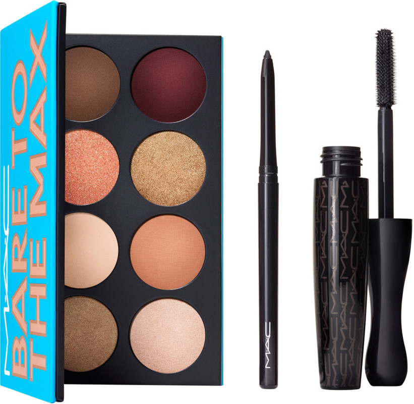 MAC Bare To The Max Eye Kit