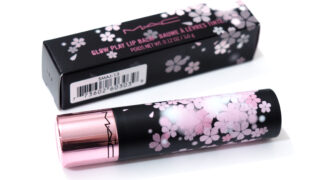 MAC Black Cherry Glow Play Lip Balm