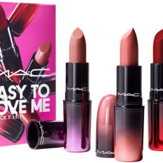 MAC Easy To Love Me Lipstick Kit