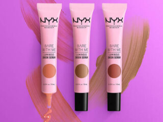 NYX Bare With Me Luminous Cheek Serum