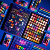 NYX Cosmetics x Tetris Collaboration