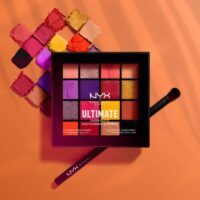 NYX Festival Ultimate Shadow Palette