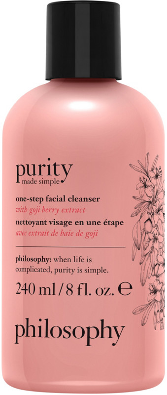 Philosophy Purity Goji Berry One-Step Facial Cleanser