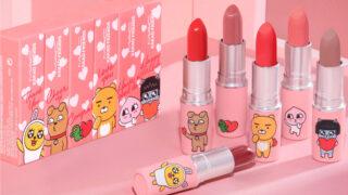 MAC x Kakao Friends Lipstick Collection 2021