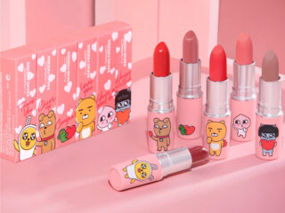 MAC x Kakao Friends Lipstick Collection 2021
