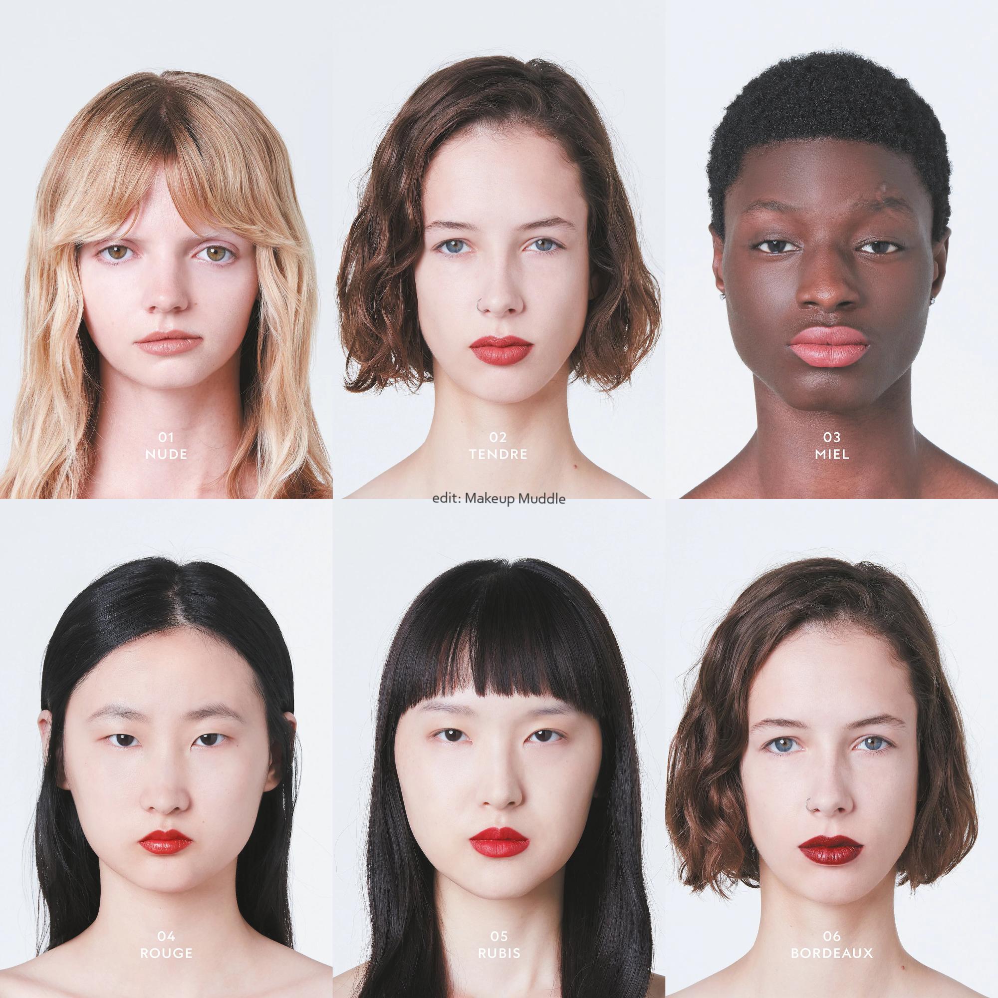 Gucci Crayon Contour Des Lévres Lip Liner Collection