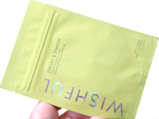 Wishful Eye Lift & Snatch Instant Sculpting Masks Review