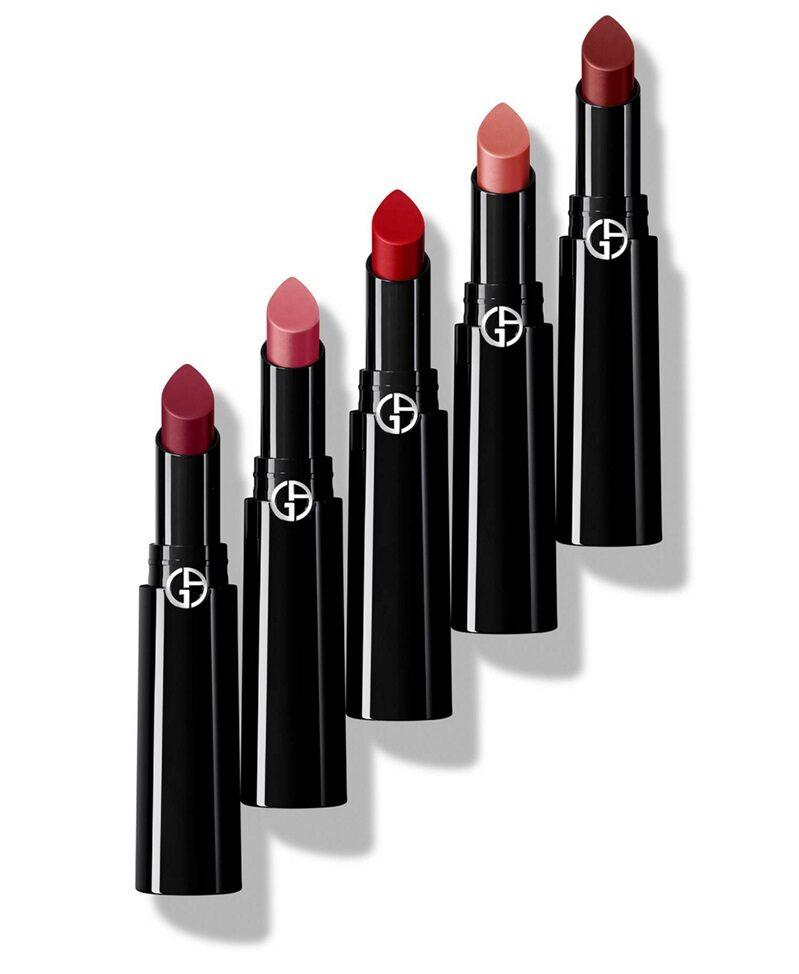 Giorgio Armani Lip Power Longwear Vivid Colour Satin Lipstick