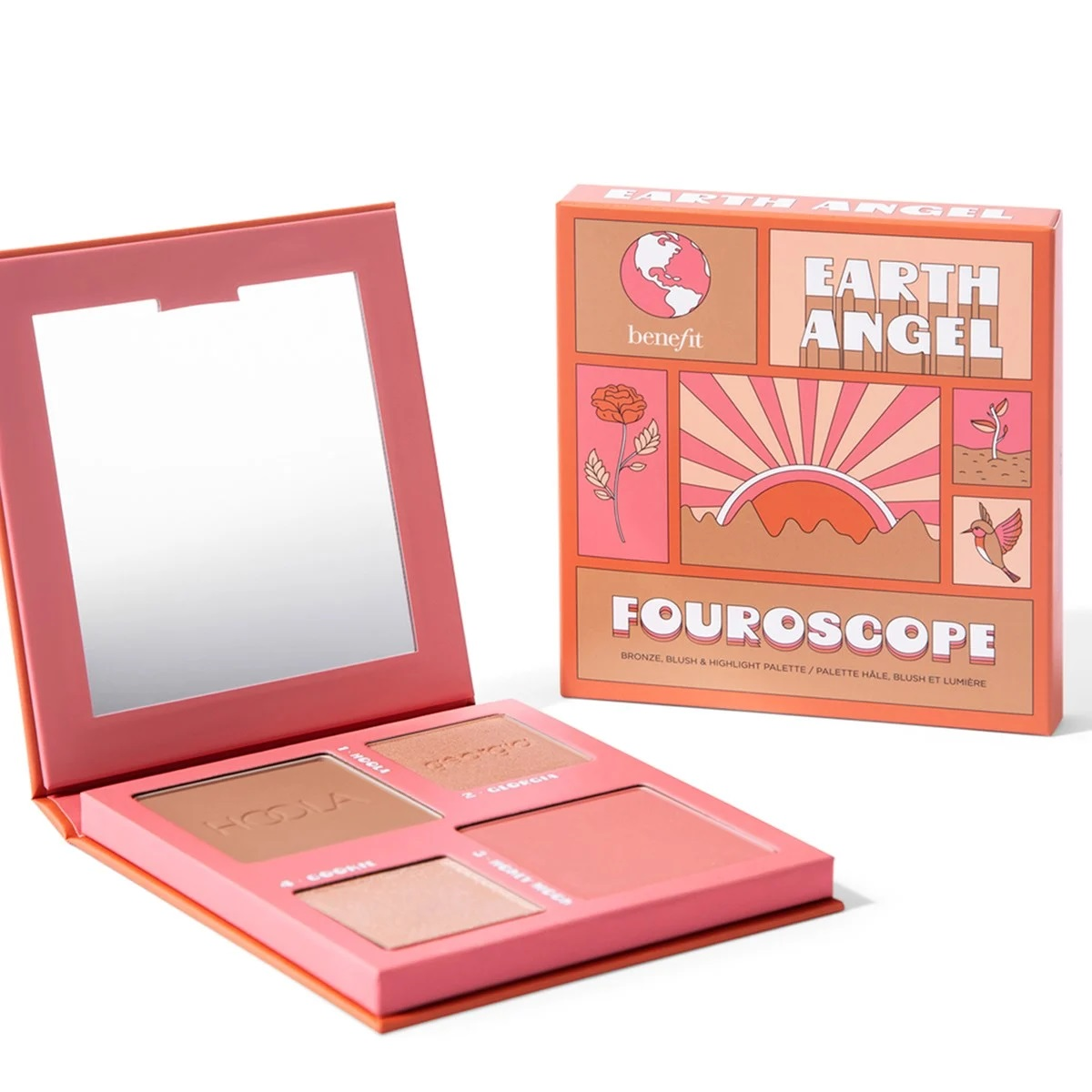 Benefit Fouroscope Cheek Palette Collection