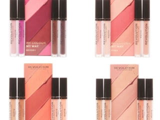 Revolution My Colour My Way Lip Kit Collection