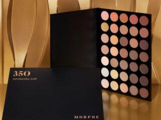 Morphe 35O Supernatural Glow Artistry Palette