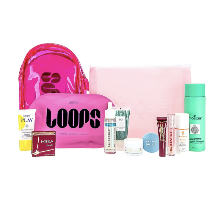 Revolve Beauty Spring Essentials Beauty Bag