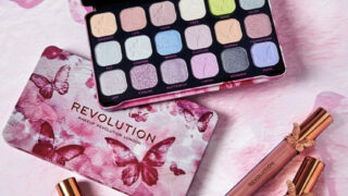 Revolution Forever Flawless Butterfly Eyeshadow Palette