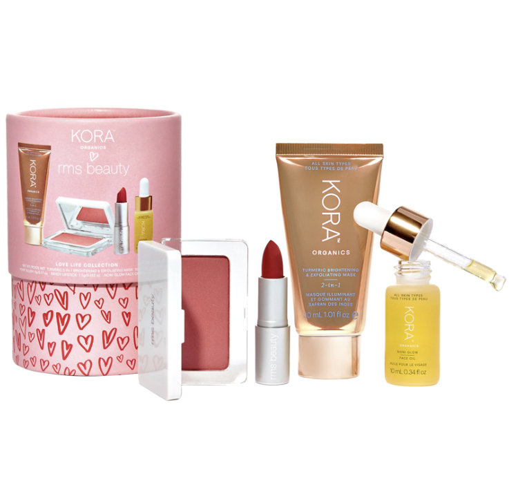 RMS Beauty x Kora Organics Love Life Set