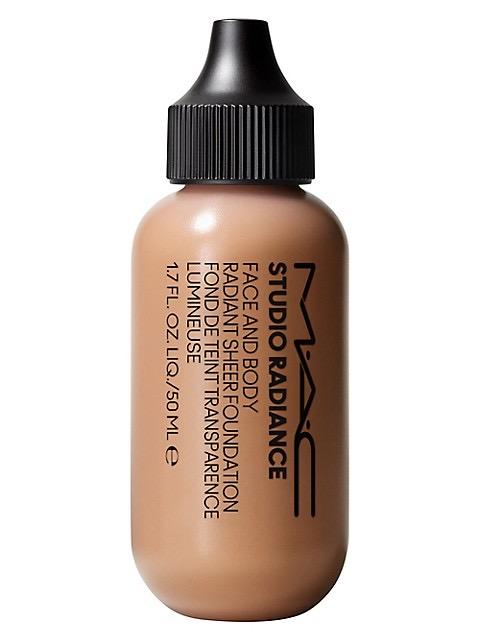 MAC Studio Radiance Face & Body Radiant Sheer Foundation