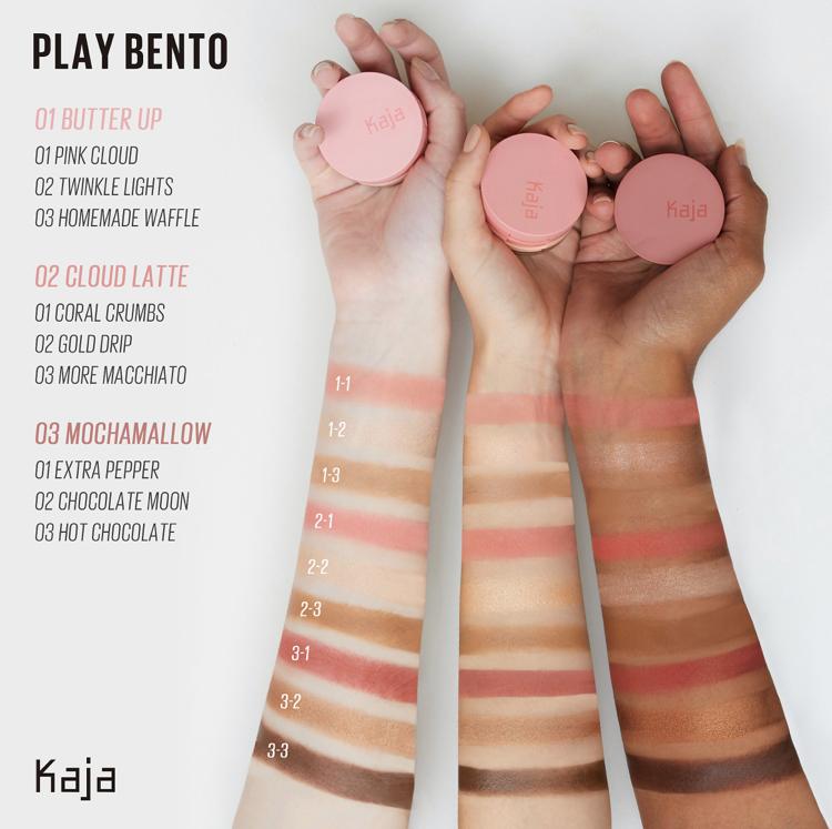 Kaja Play Bento Sculpting Trio