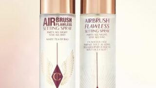 Charlotte Tilbury White Tea of Bali AIRBrush Flawless Setting Spray