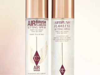 Charlotte Tilbury White Tea of Bali AIRBrush Flawless Setting Spray