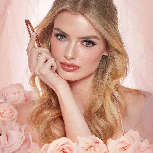 Charlotte Tilbury Pretty Blushed Beauty Look Of Love Palette