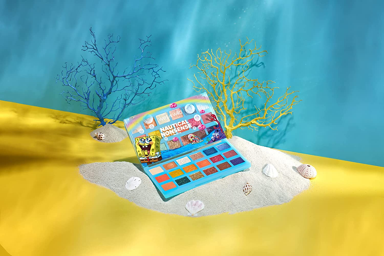 Wet n Wild SpongeBob SquarePants collection