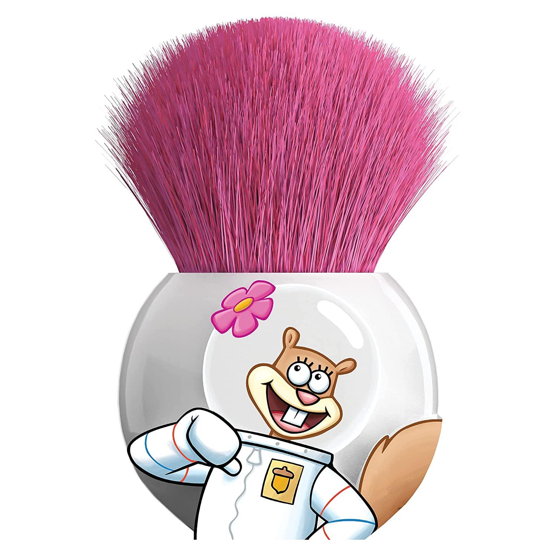 Wet n Wild SpongeBob SquarePants Sandy Round Kabuki Makeup Brush