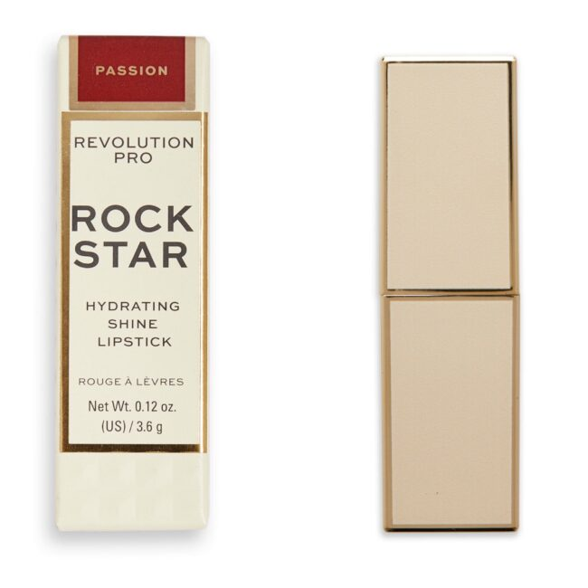 Revolution Pro Rockstar Hydrating Shine Lipsticks