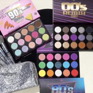 BH Cosmetics The Remix Dance Collection
