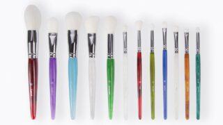 BH Cosmetics Birthstone Brush Vault