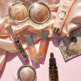 Essence The Glowin' Golds Collection