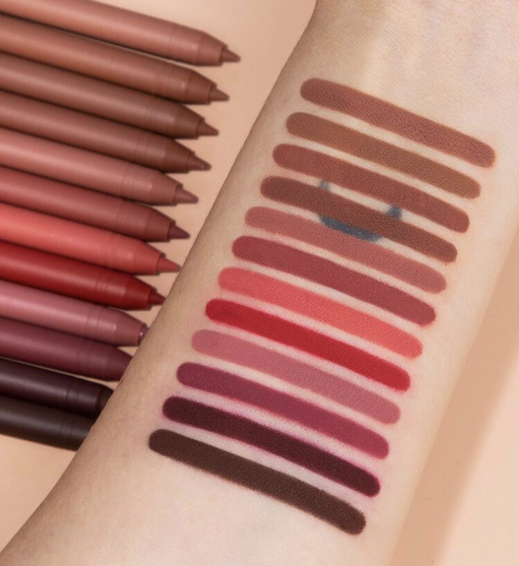 Huda Beauty Lip Contour 2.0 Collection