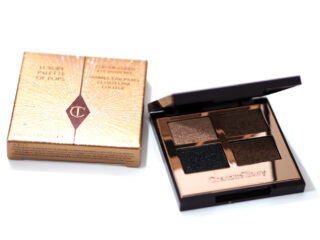 Charlotte Tilbury Dazzling Diamonds Luxury Palette Review / Swatches