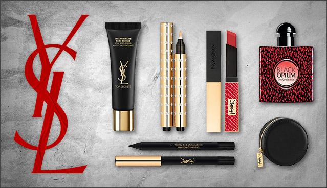 YSL Beauty Ultimate Beauty Gift Box