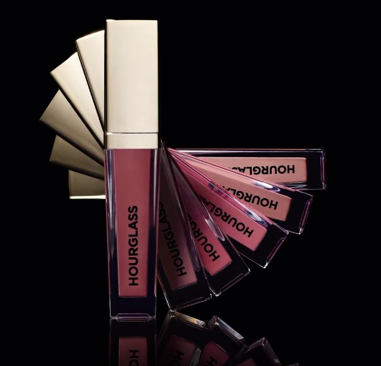 Hourglass Velvet Story Lip Cream Collection