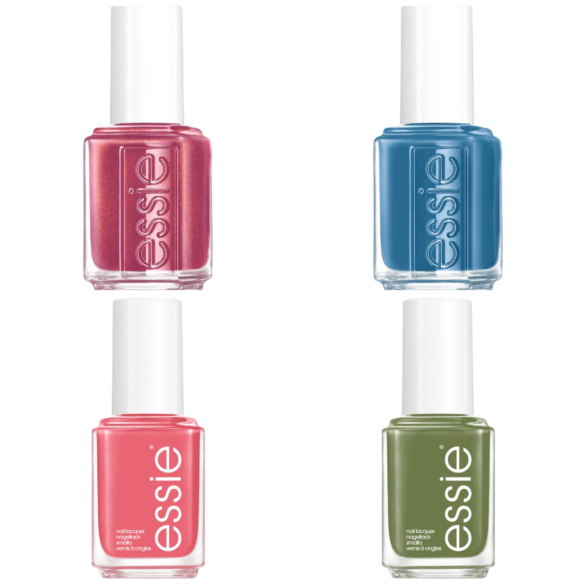 Essie Ferris Of Them Nail Polish Collection April 2021