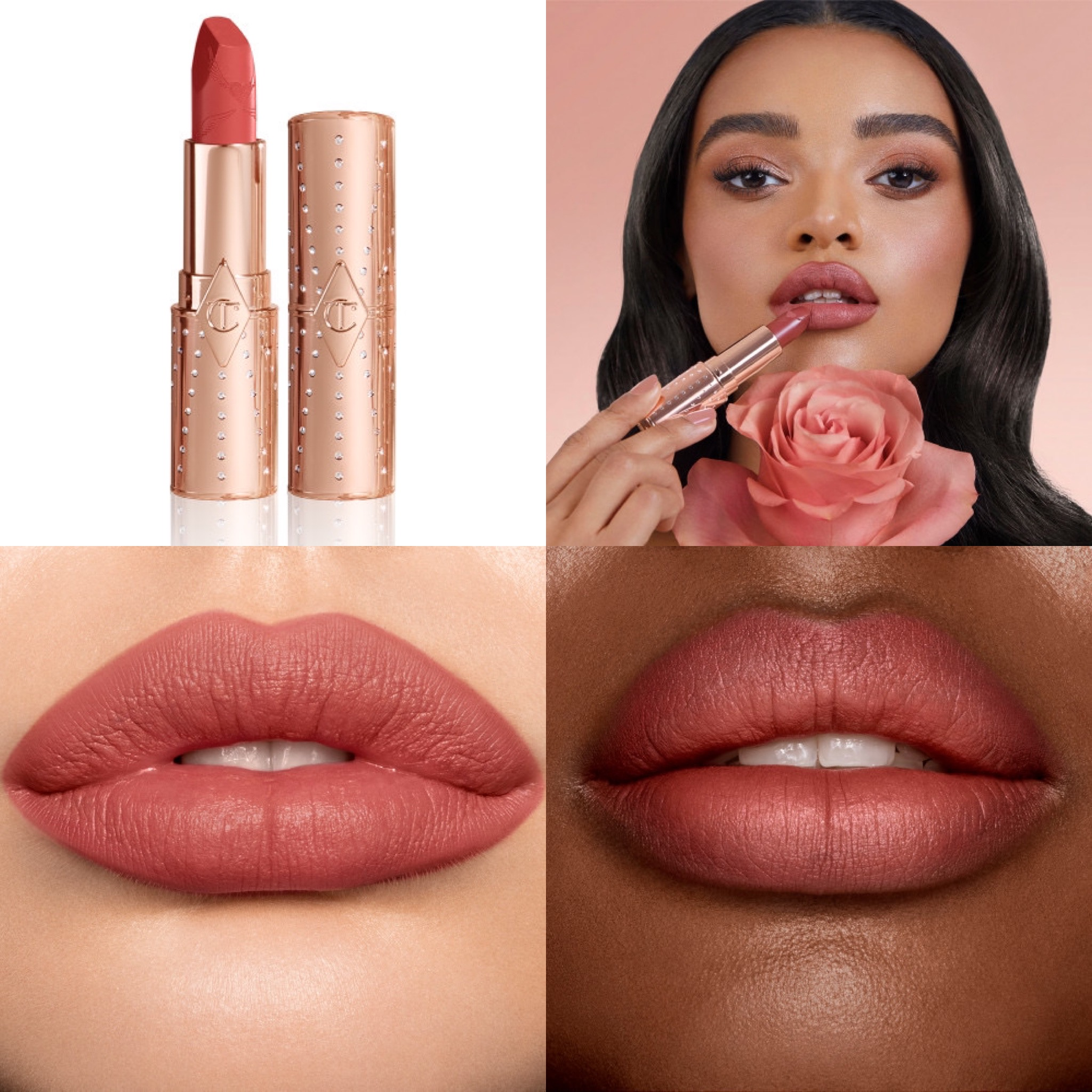 Charlotte Tilbury Mrs Kisses Look Of Love KISSING Lipstick