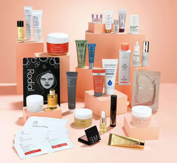 Space NK The Beauty Discovery Gift Spring Edit