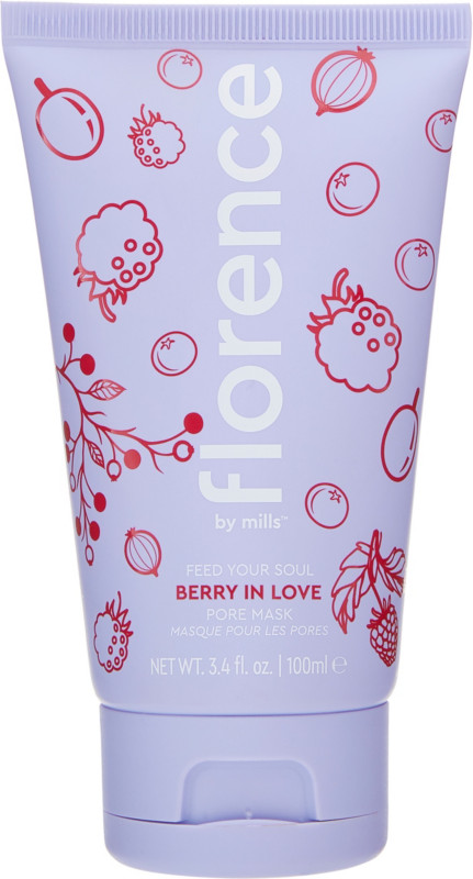 Florence By Mills Feed Your Soul Berry in Love Pore Mask
