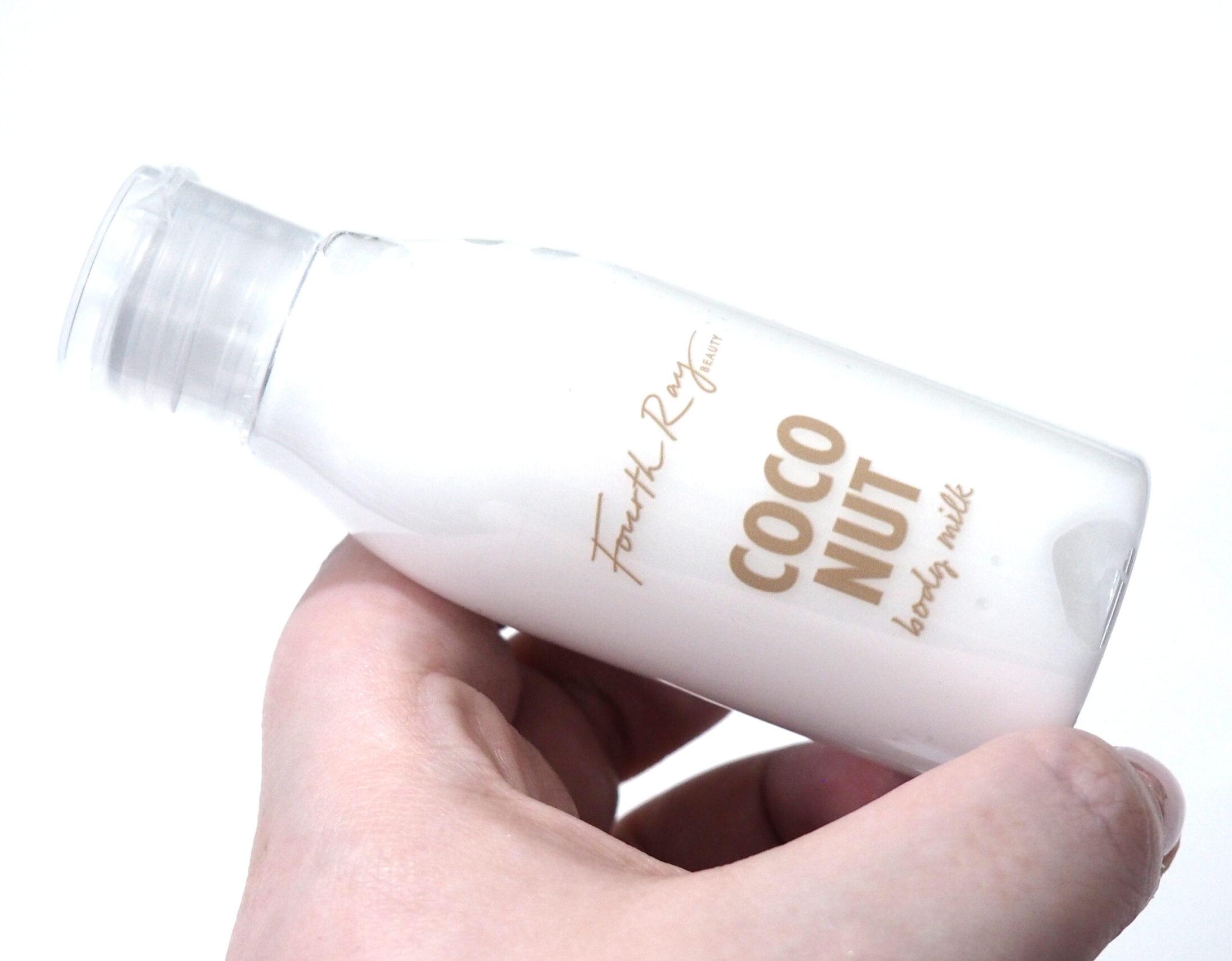 Fourth Ray Beauty Coconut Body Milk Review